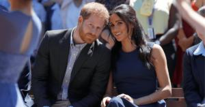 Harry y Meghan se despiden de la monarquía británica