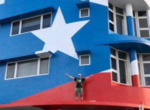 No borres mi bandera puertorriqueña