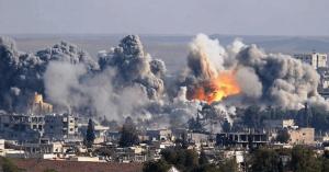 17 muertos tras el bombardeo en Siria