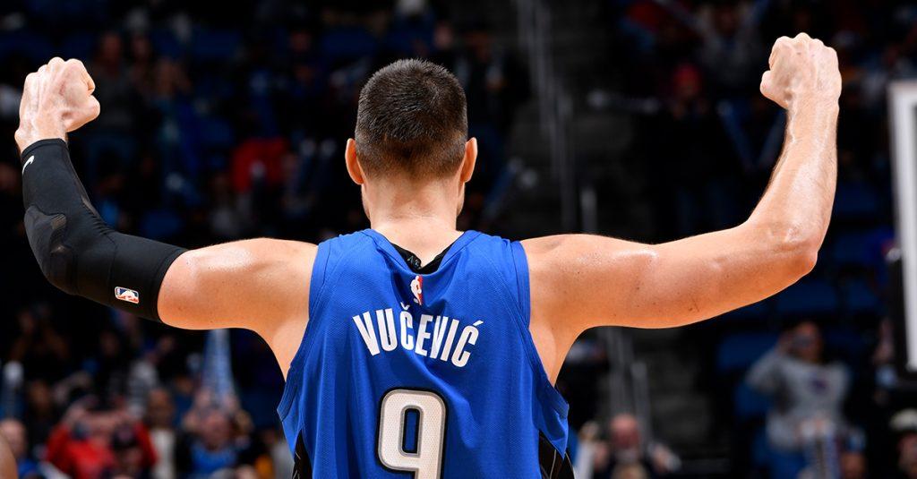 Nikola Vučević nombrado NBA All-Star
