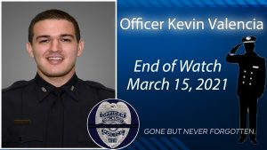 Oficial Kevin Valencia