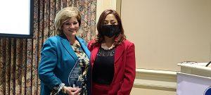 Asociación de mujeres hispanas premia a Maritza Beltrán