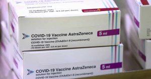 Vacuna de AstraZeneca, efectiva contra COVID-19