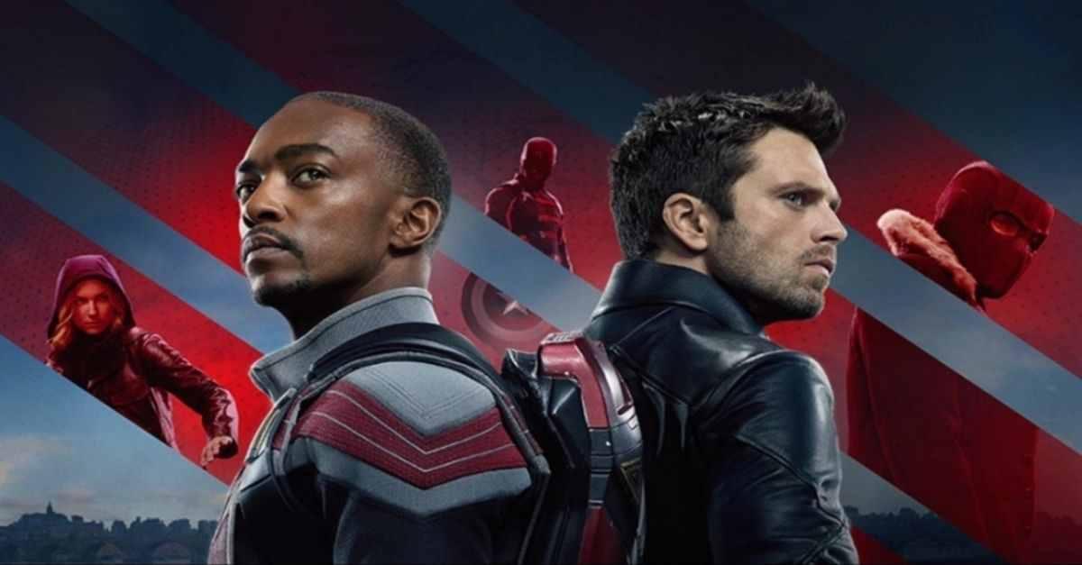 """Marvel estrena """"Falcón y El Soldado de Invierno"""""""