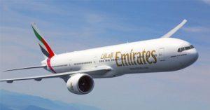 Reactivación de Emirates con vuelos entre Orlando y Dubái
