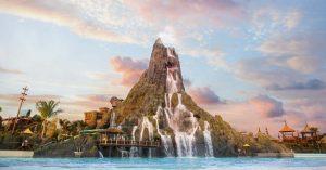 Volcano Bay de Universal Orlando Resort ya está abierto