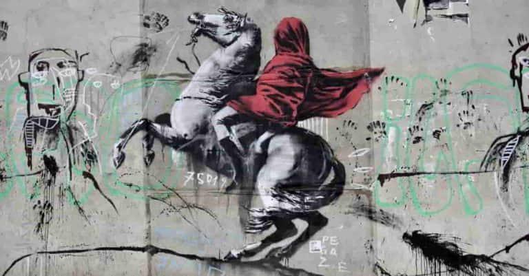 Empresa blockchain quema obra de arte de Banksy