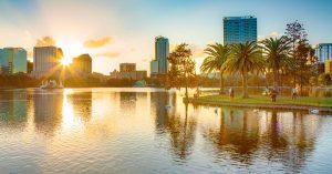 Spring break en Orlando