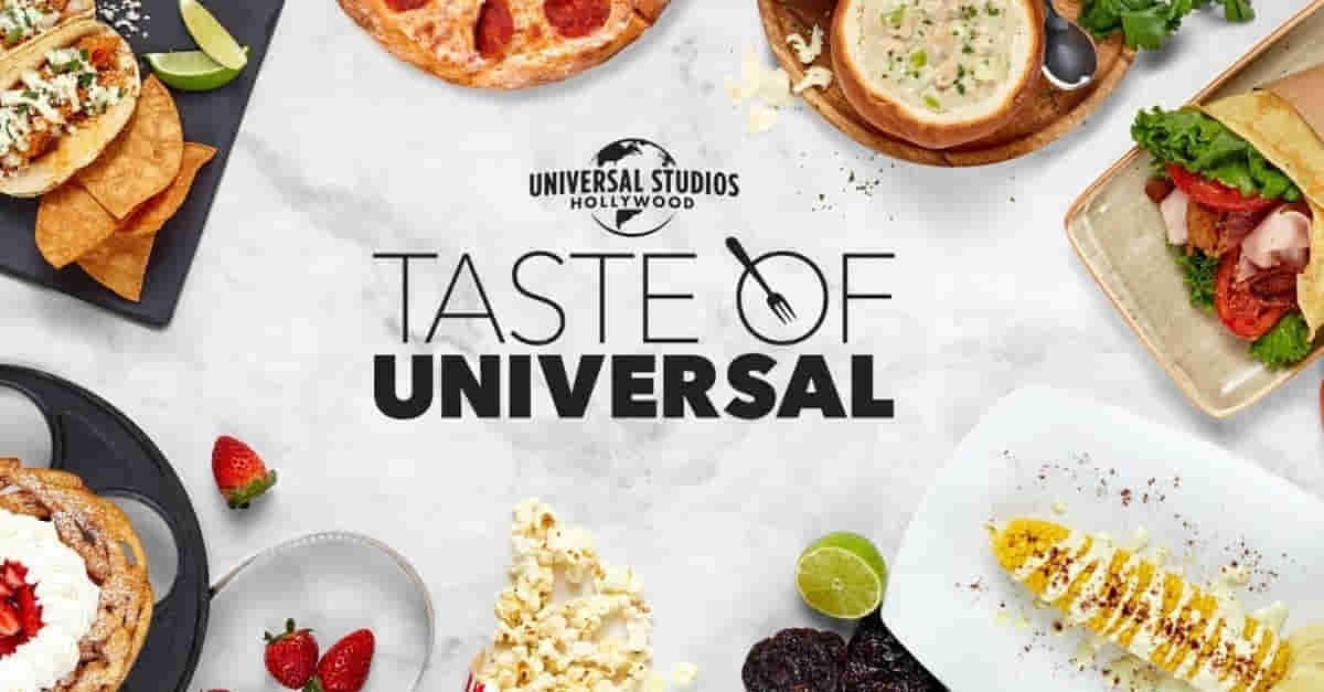 Universal Studios en California anuncia su reapertura con comida y compras