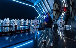 Tom Brady visita Walt Disney World