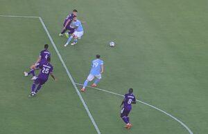 Orlando City y New York City FC empatan 1-1