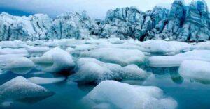 La poderosa ola de calor del Ártico rompe récords