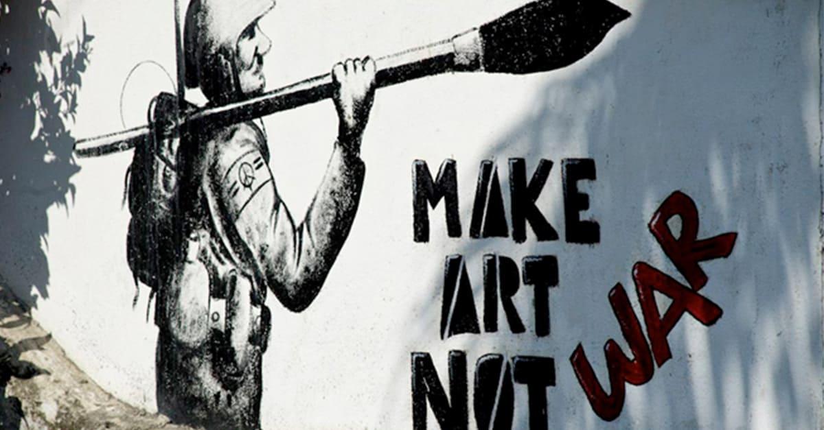 arte protesta
