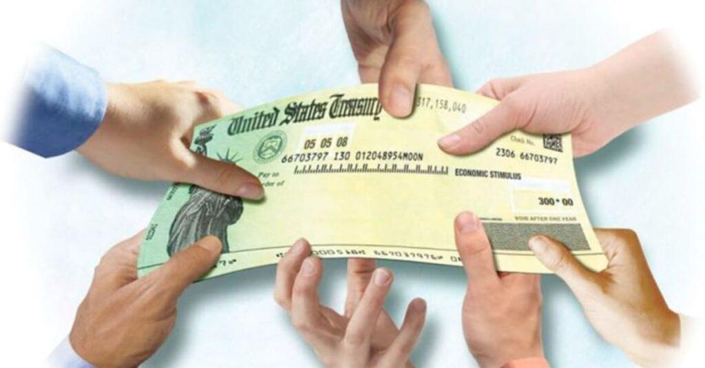 cuarto cheque de estímulo