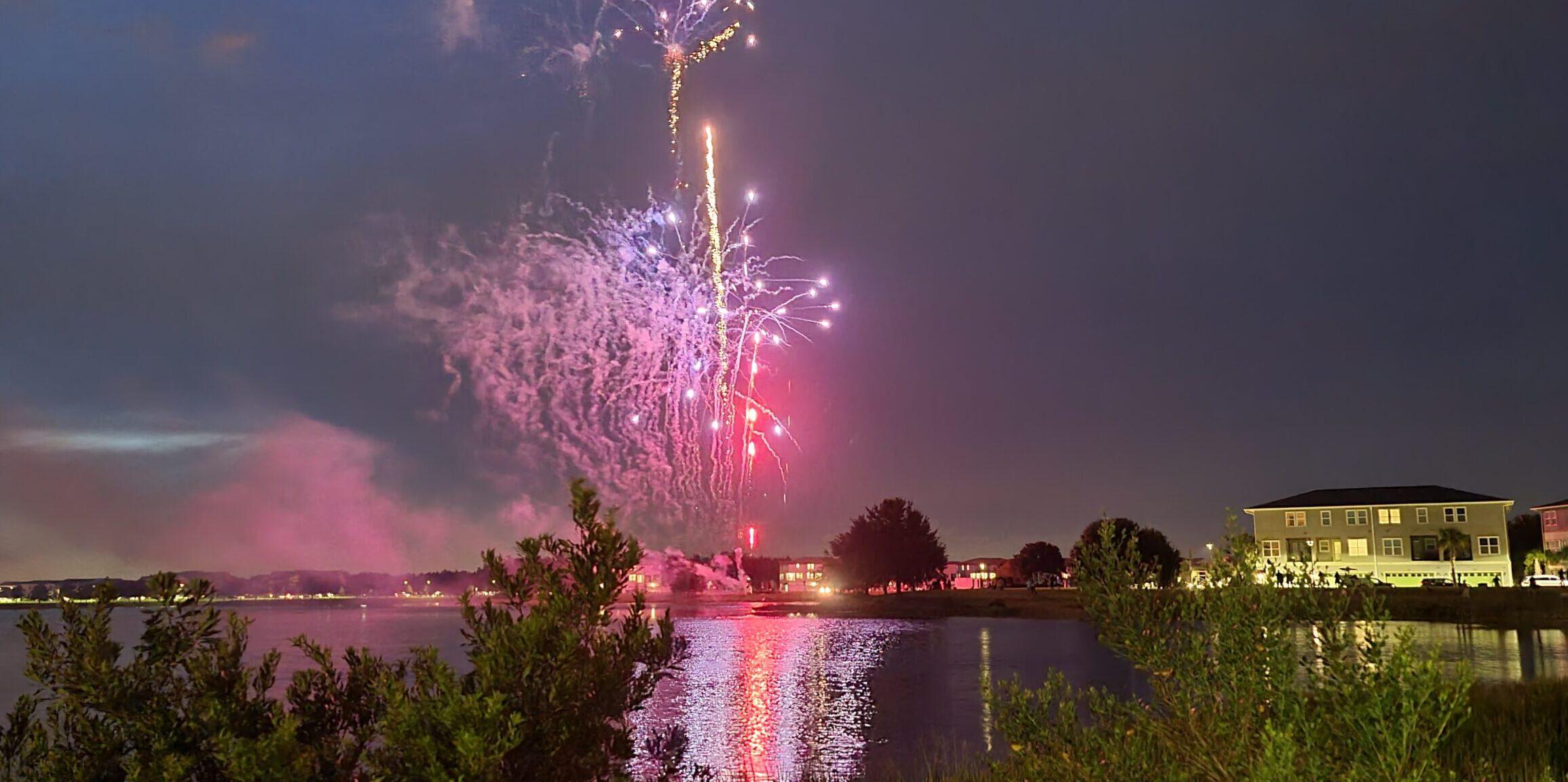 Lugares para festejar el Día de la Independencia en Florida Central