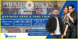 Cámara puertorriqueña de comercio presenta Feria de Servicios y Empleos el sábado