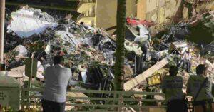 4 muertos y 159 desaparecidos tras derrumbe en Miami
