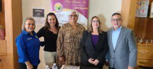 Concentración en Kissimmee en apoyo a las mujeres víctimas de violencia doméstica