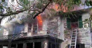 Se incendia La Pequeña Habana, casa histórica en Miami