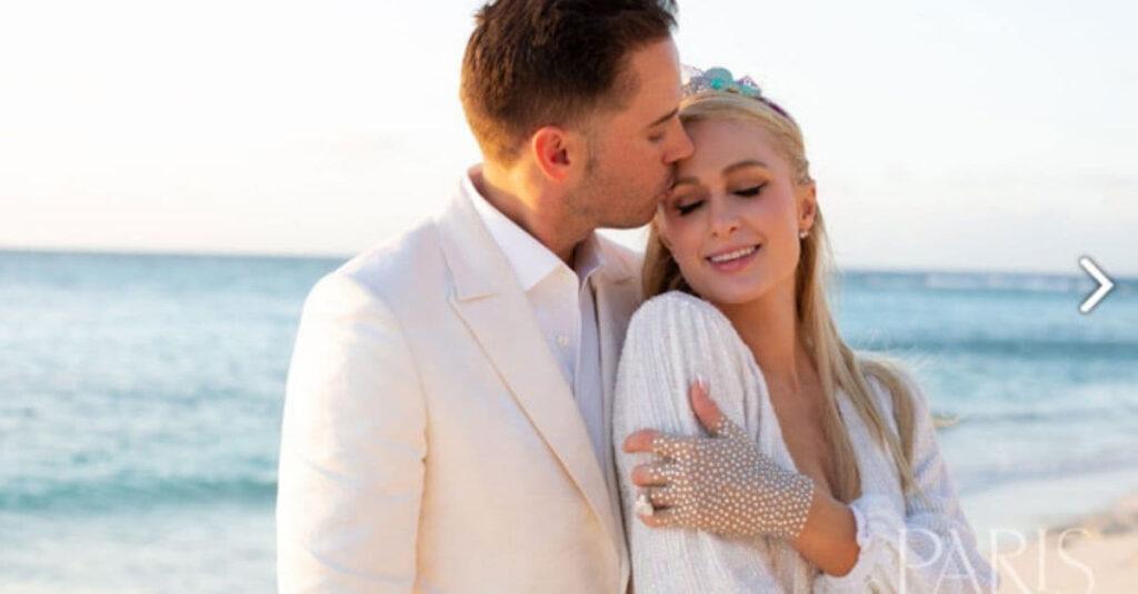 ¡Paris Hilton está embarazada! Espera su primer bebé con Carter Reum