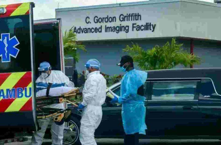 22 mil casos de COVID-19 en Florida