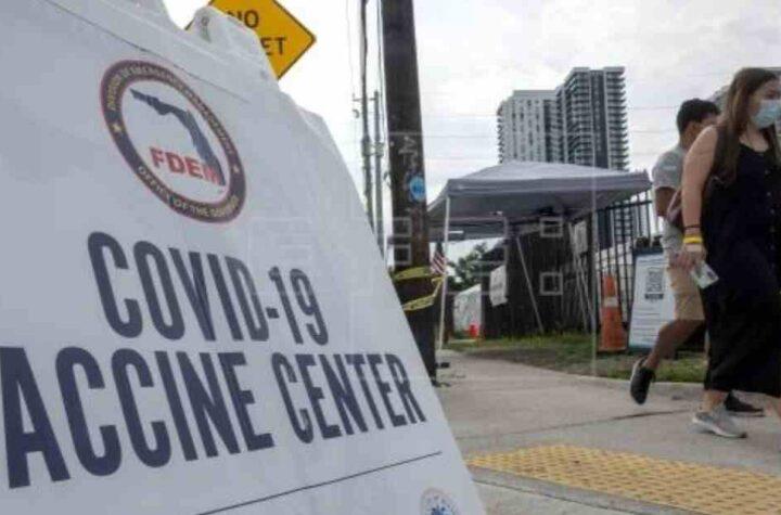 Hospitalizaciones en Florida disminuyen por cuarto día consecutivo