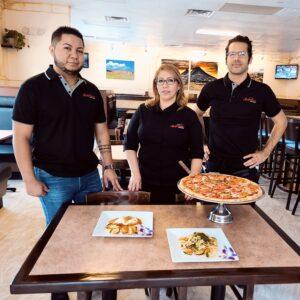 Emprendedores hondureños cumplen un año con restaurante italiano en Oviedo