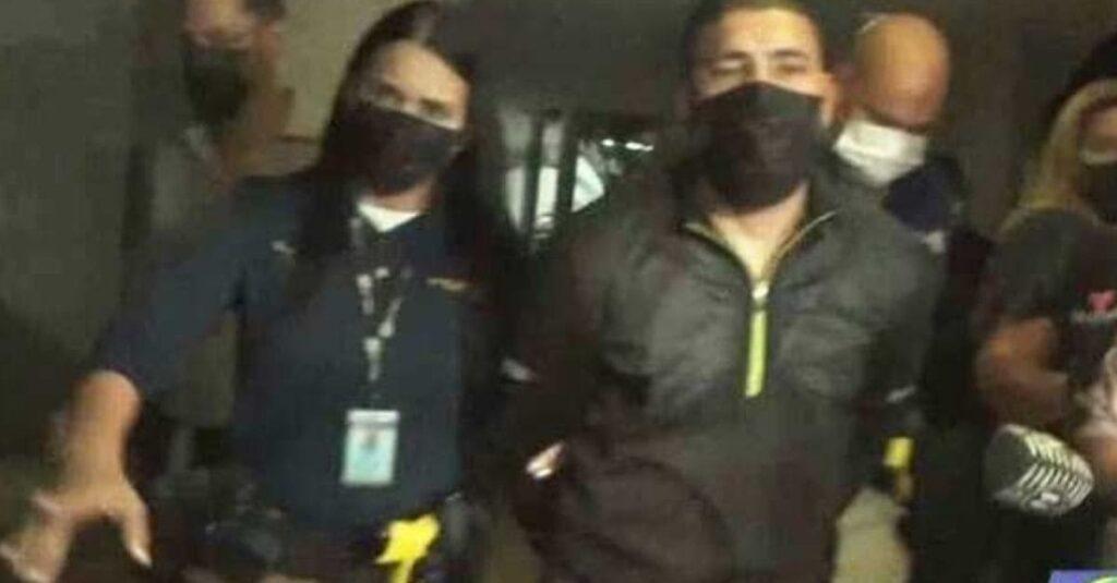 Arrestan a Juanma López