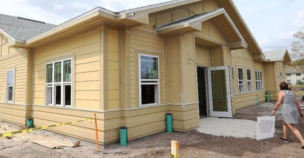 Propuesta de viviendas accesibles